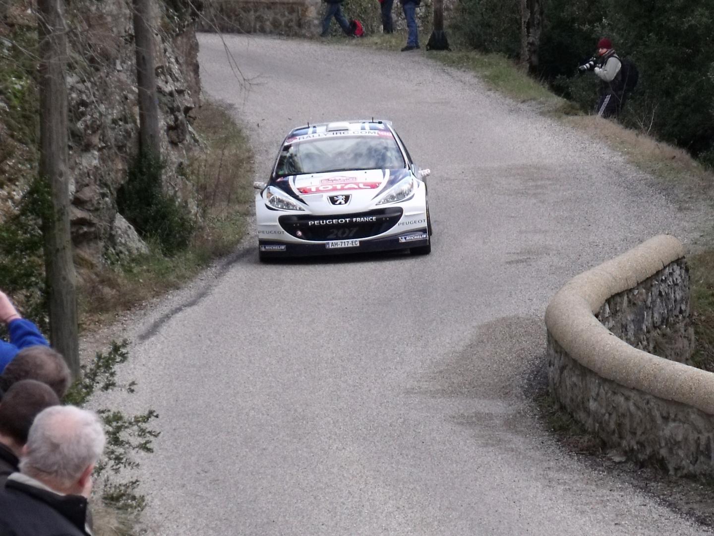 rallye monté-carlo 2011