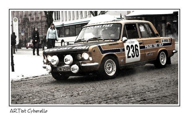 Rallye Monte Carlo historique 2010