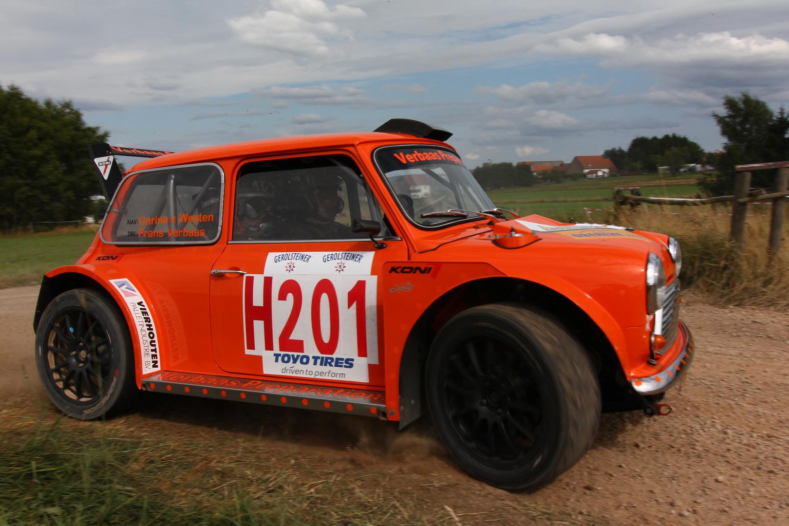 Rallye Oberehe 2013