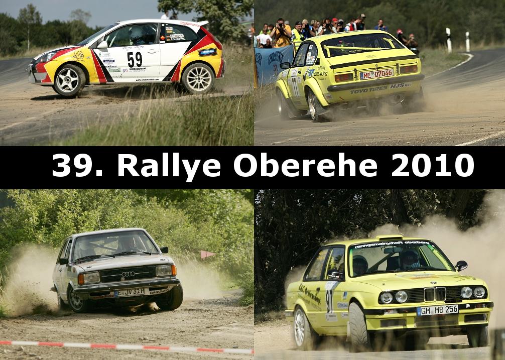 Rallye Oberehe