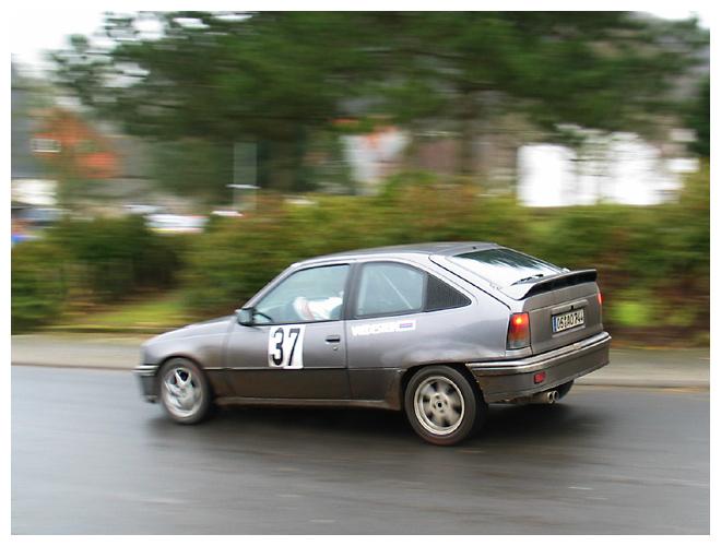 Rallye - Rund um den Alheimer '05 #2