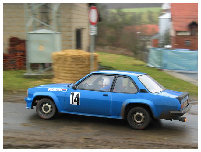 Rallye - Rund um den Alheimer '05 #3