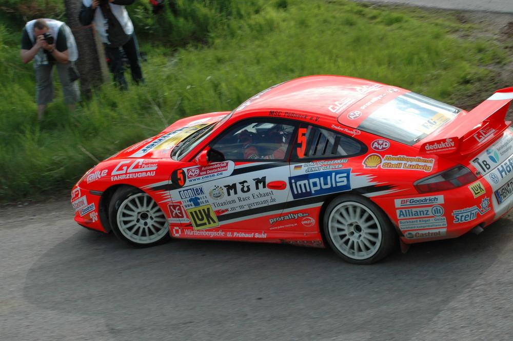 Rallye Sachsen 2008