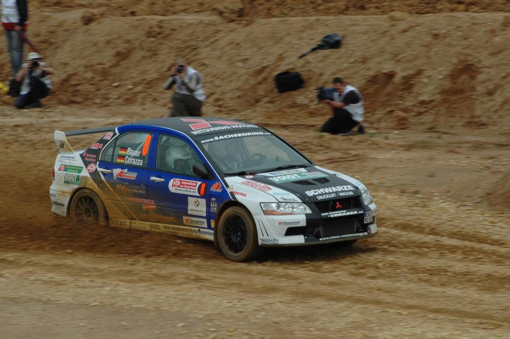 Rallye Sachsen 2008 Nr. 1
