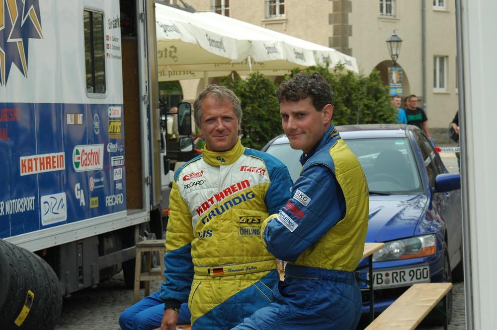 Rallye Sachsen 2008 Nr. 2