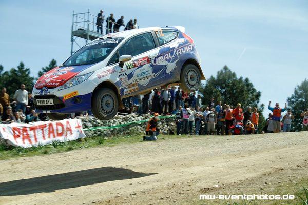 Rallye Sardinien 2011
