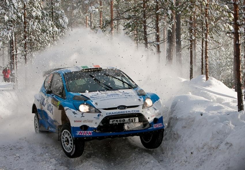 Rallye Schweden 2011