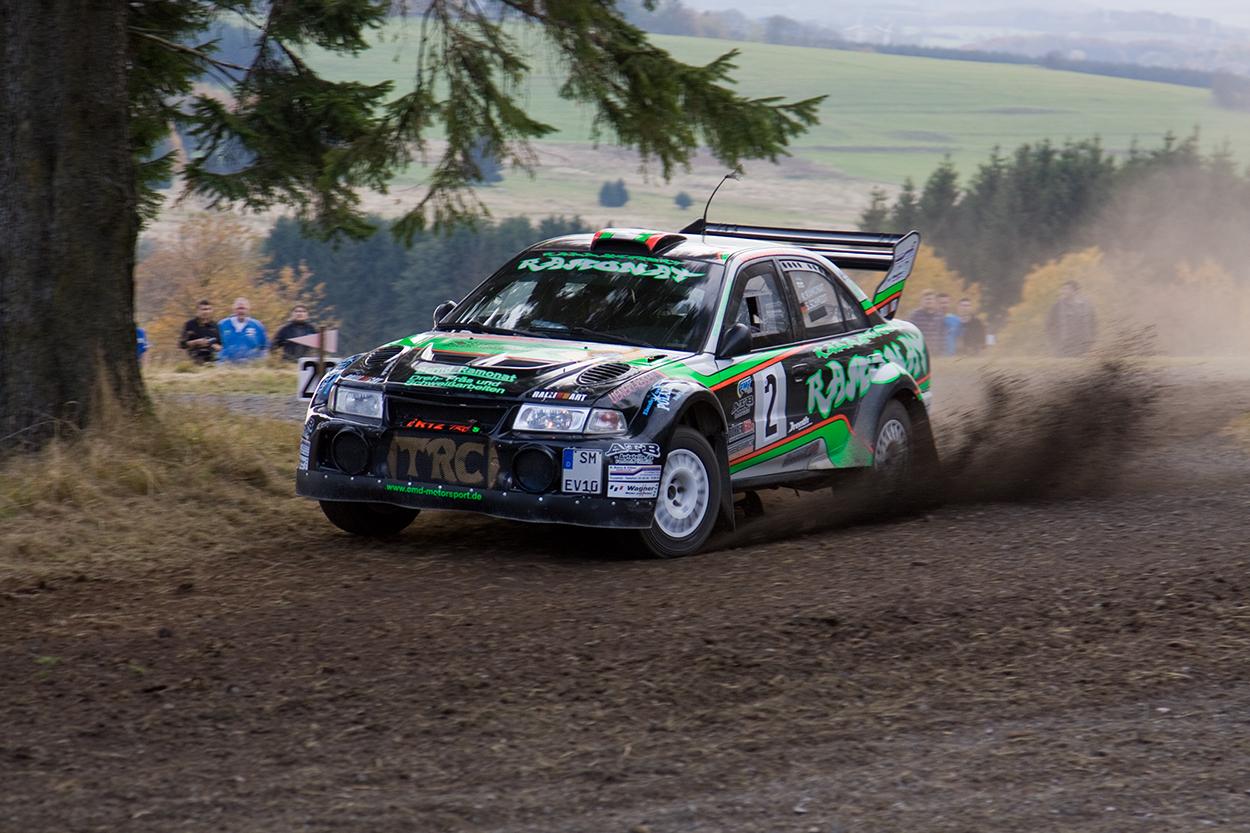 Rallye-Siegerland-Westerwald 2012