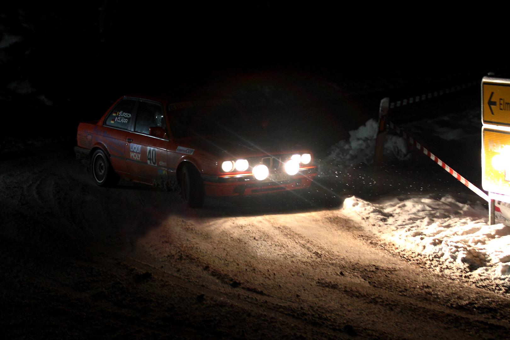 Rallye SÜW 2013
