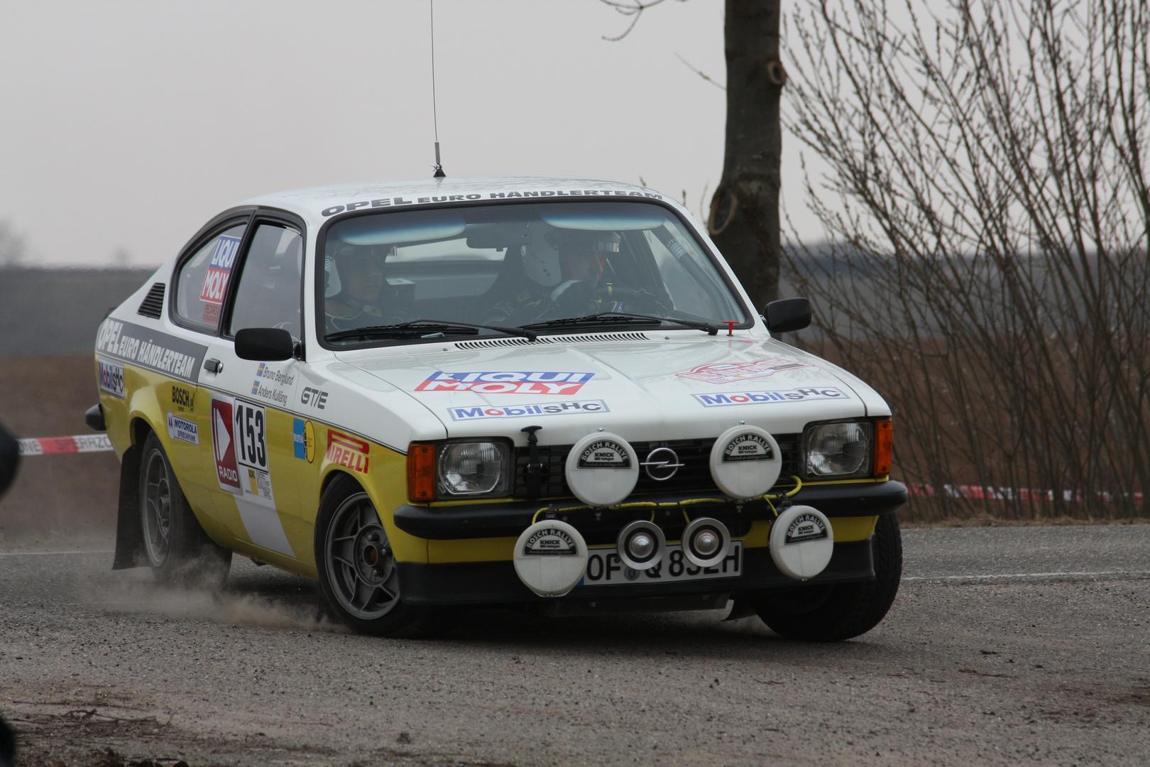 Rallye SÜW, Historic - Opel Kadett