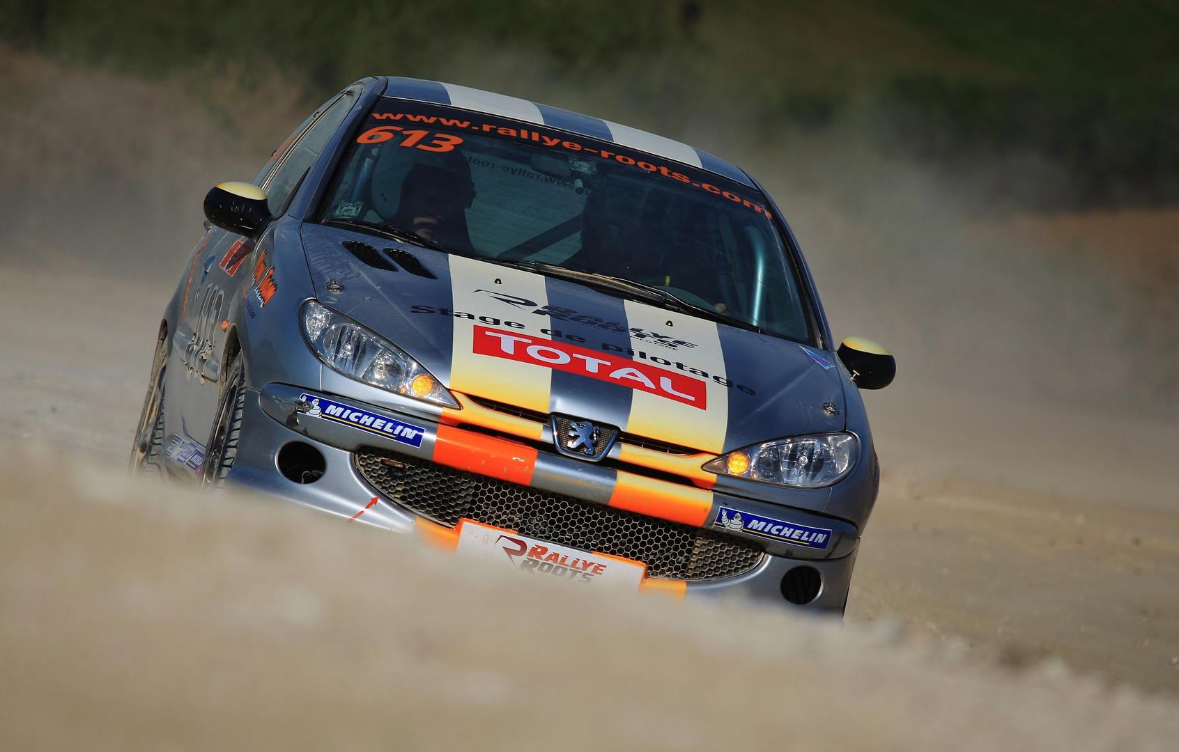 Rallye terre Domart.
