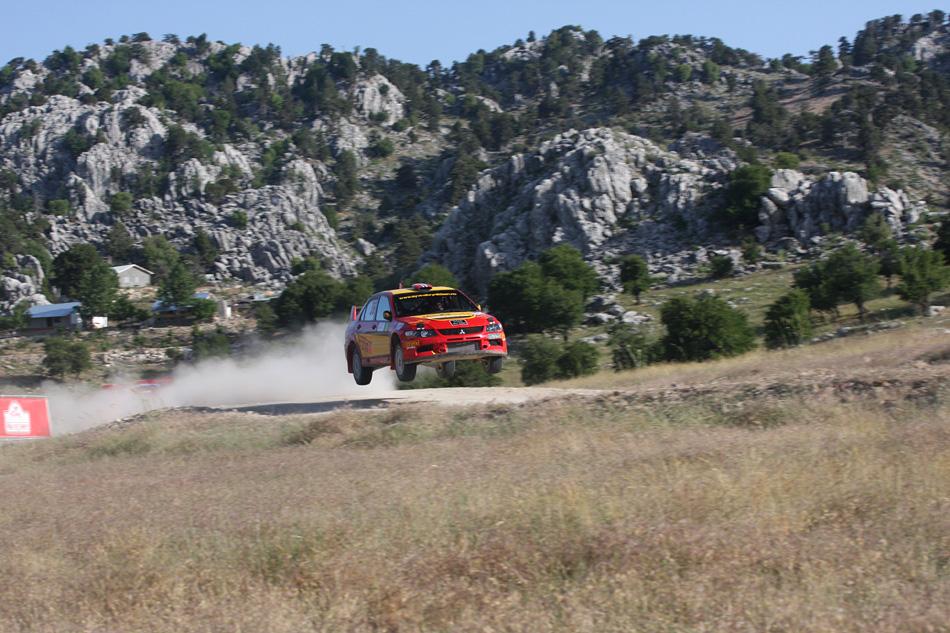 Rallye Türkei 1