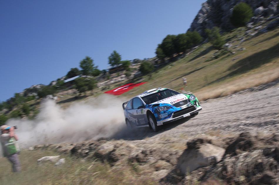 Rallye Türkei 2
