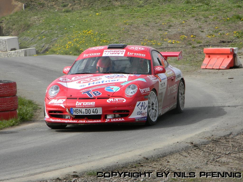 Rallye Vogelsberg - Stehrodrom