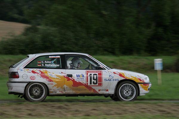 Rallye Wächtersbach 2009