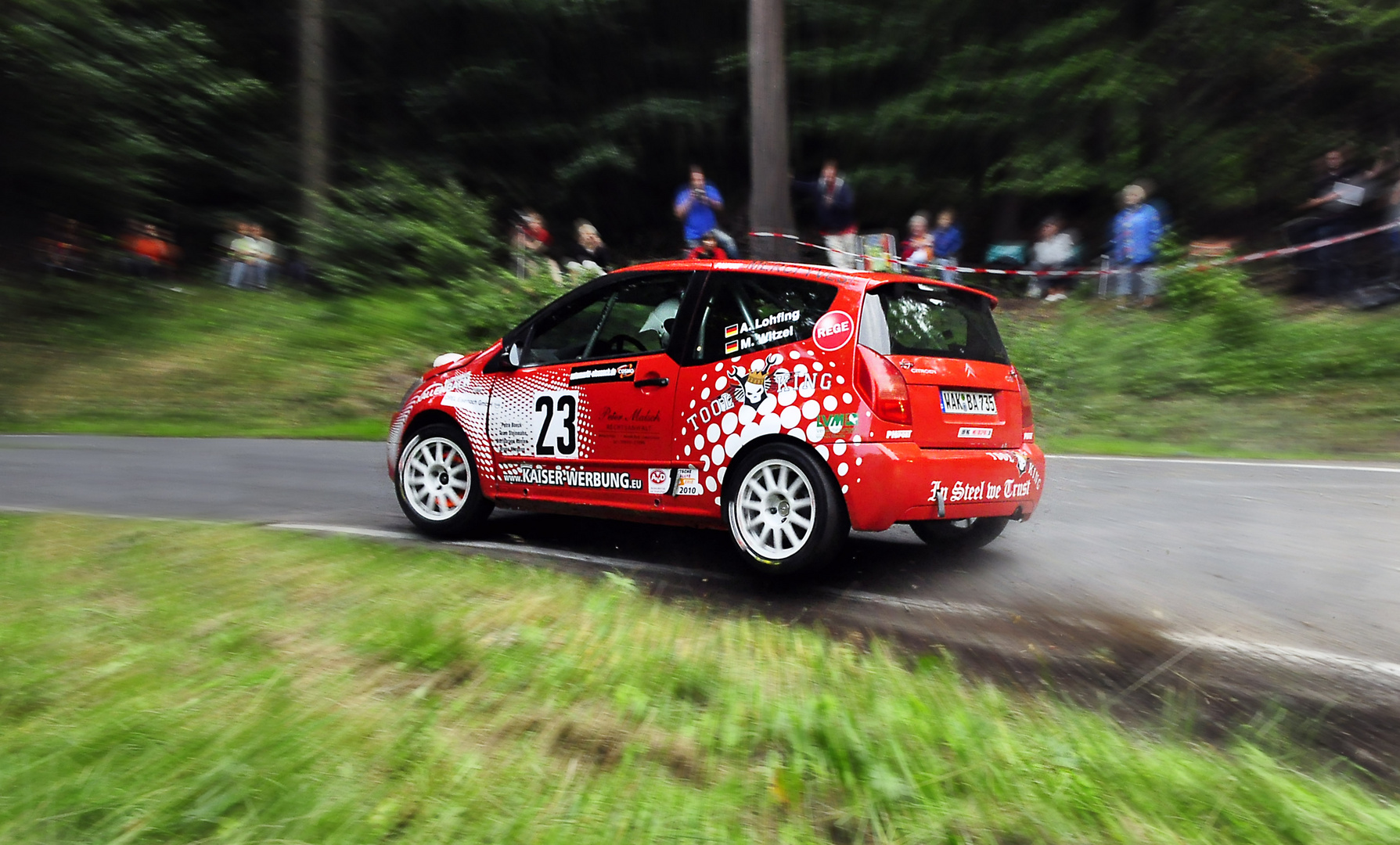 Rallye Wartburg 2010