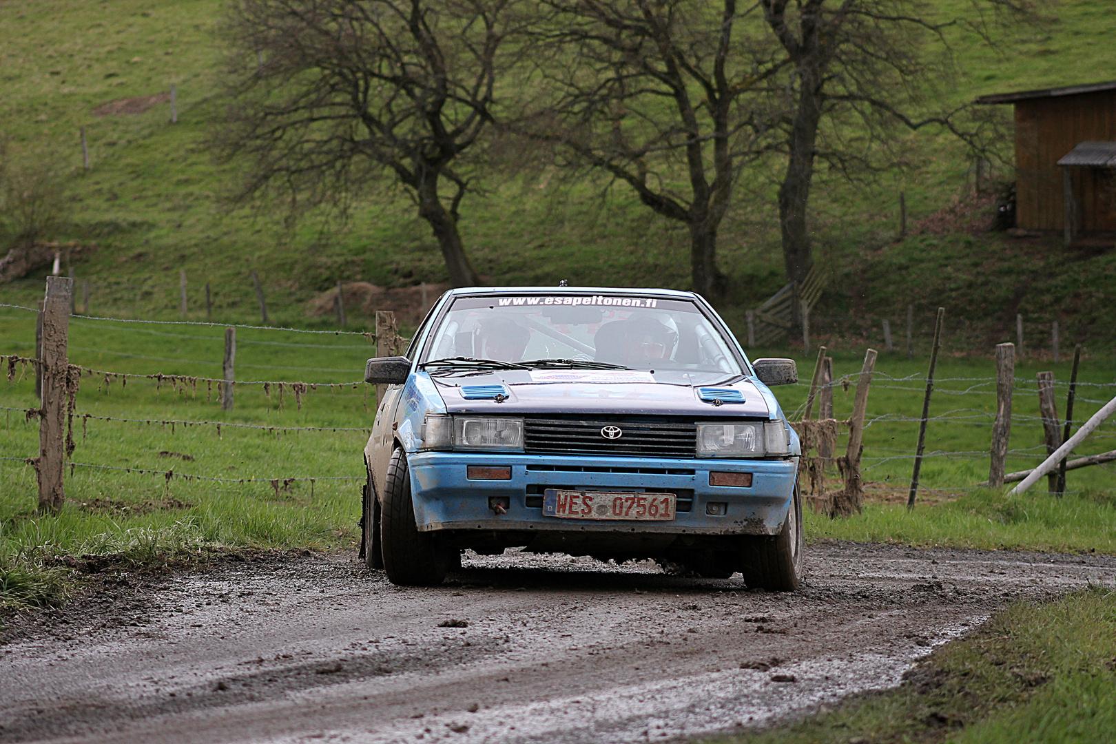 Rallye Westerwald Altenkirchen