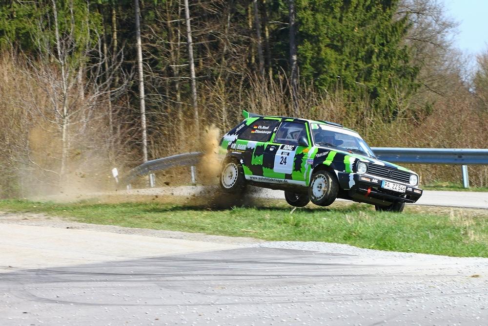Rallyesprint Hutthurm