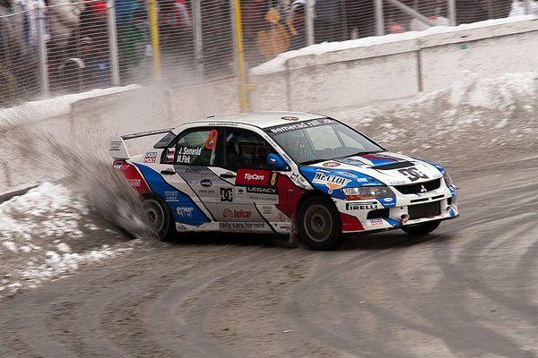 Rallyesprint Prag 2010