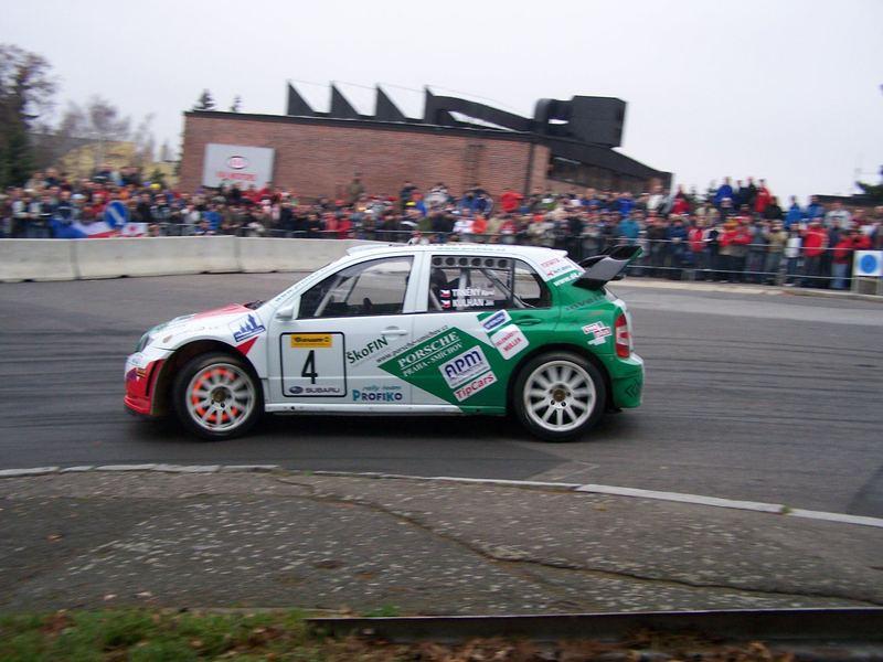 Rallyesprint Prag