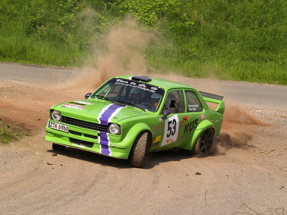 Rallyeteam Galle & Ose...