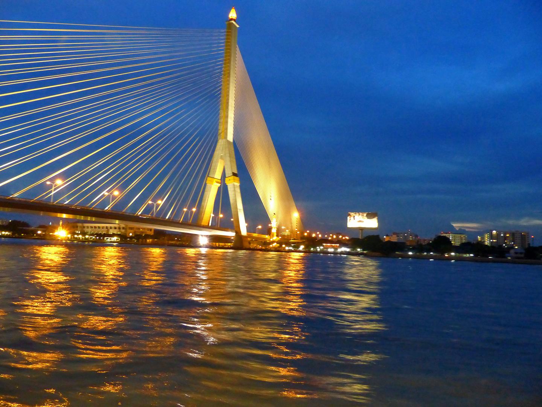 Rama VIII, Bangkok