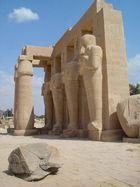 Ramesseum - bei Luxor