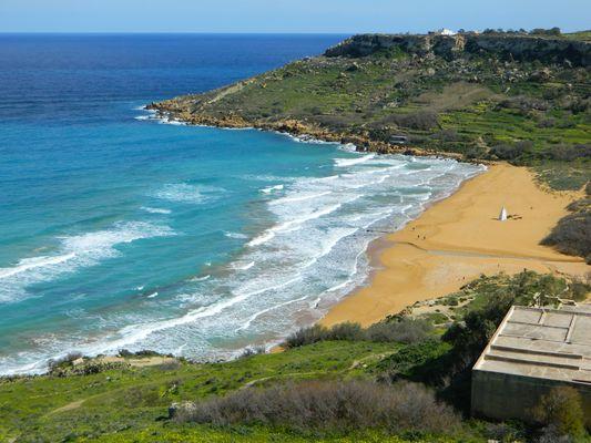 Ramla Bay - Malta