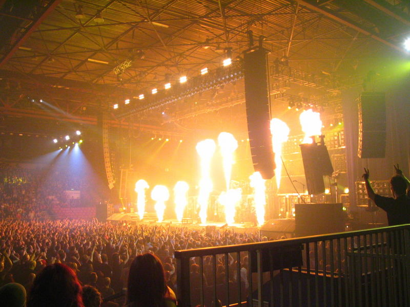 Rammstein - Nottingham Arena