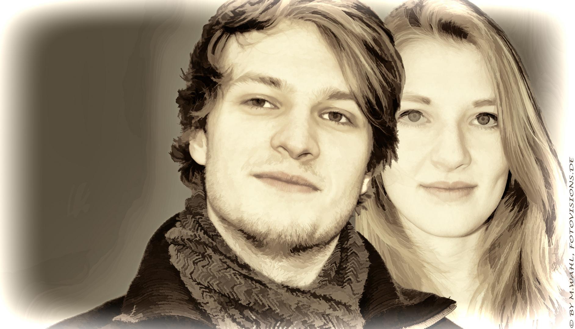Ramona und Umberto