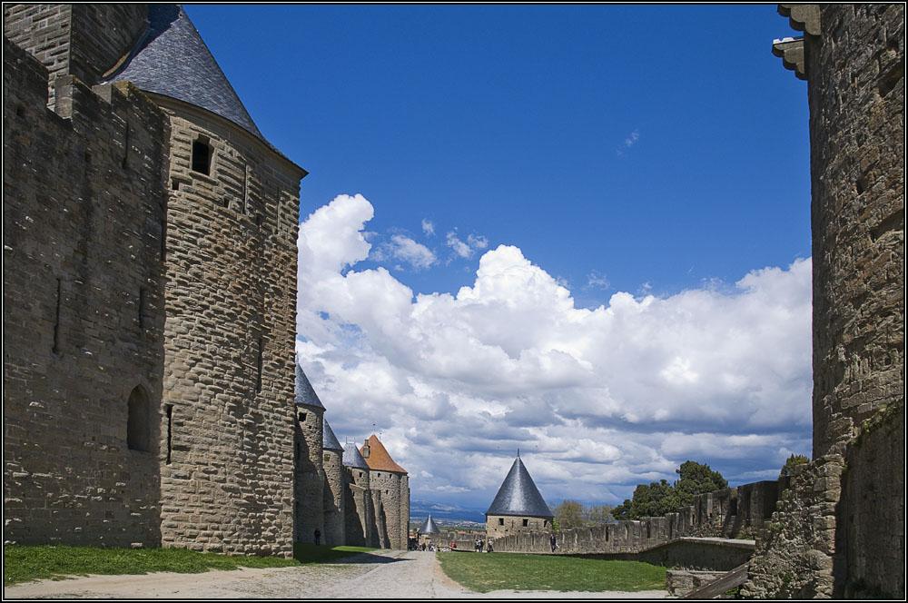 Ramparts de Carcassonne