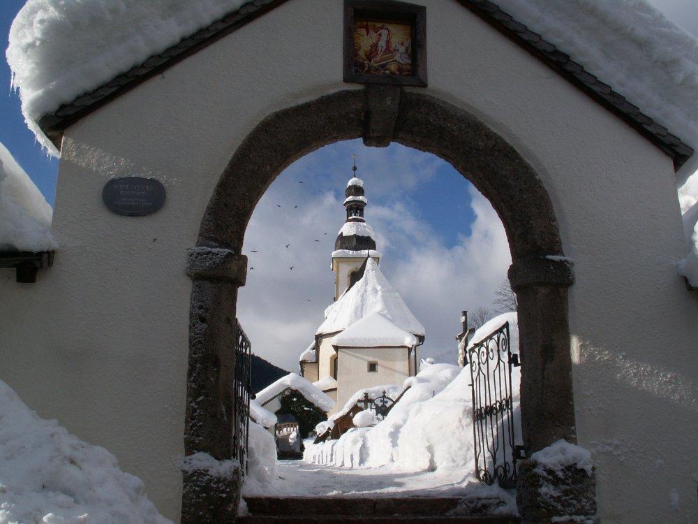Ramsauer Pfarrkirche