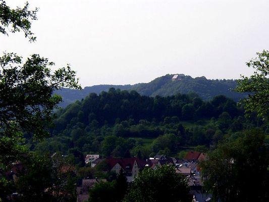 Ramsberg von Donzdorf aus