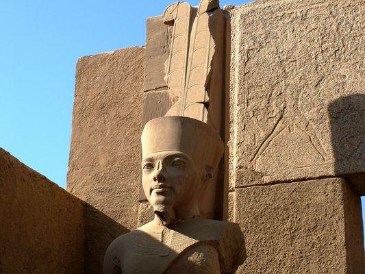 Ramsès - temple de karnac