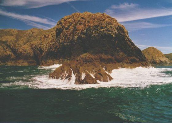 Ramsey Island SW Wales