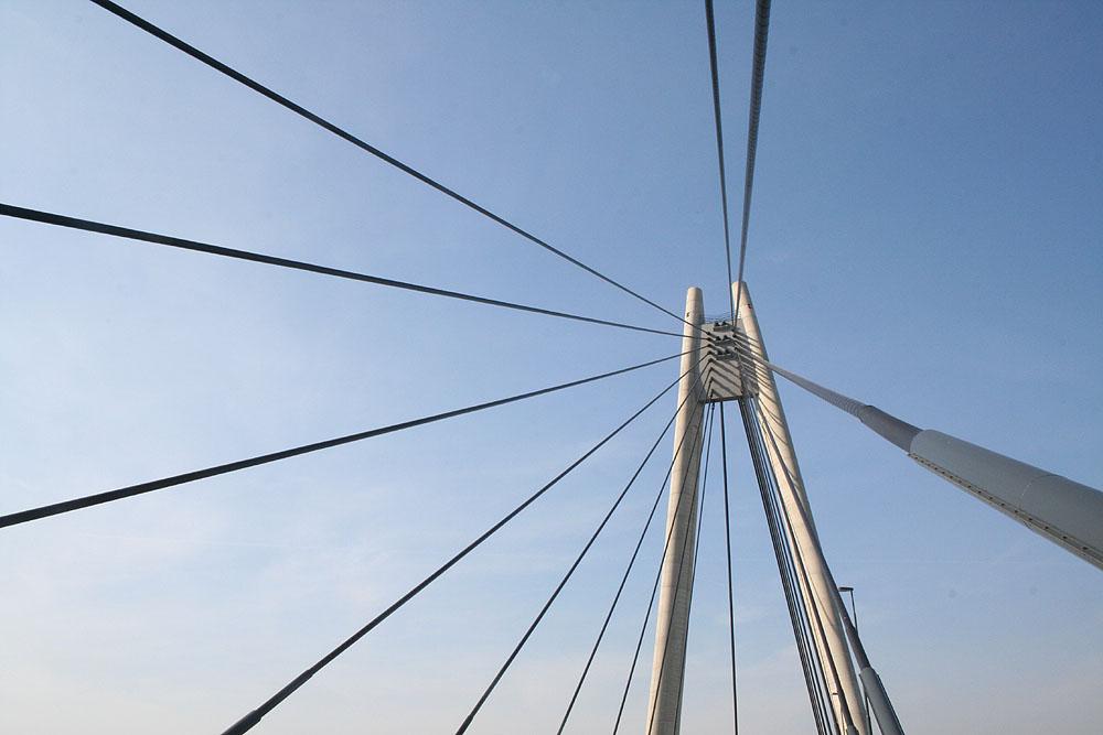 Ramspolbrücke bei Kampen 2