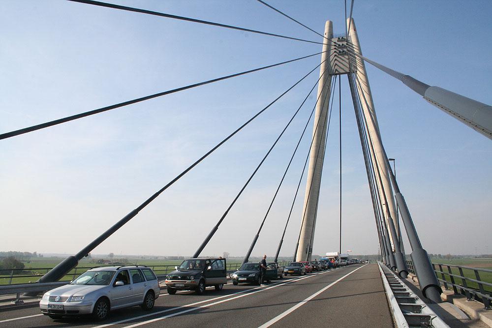Ramspolbrücke bei Kampen