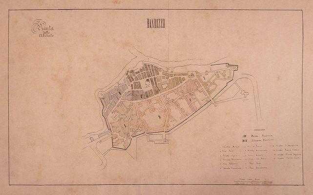 Randazzo 1837 circa