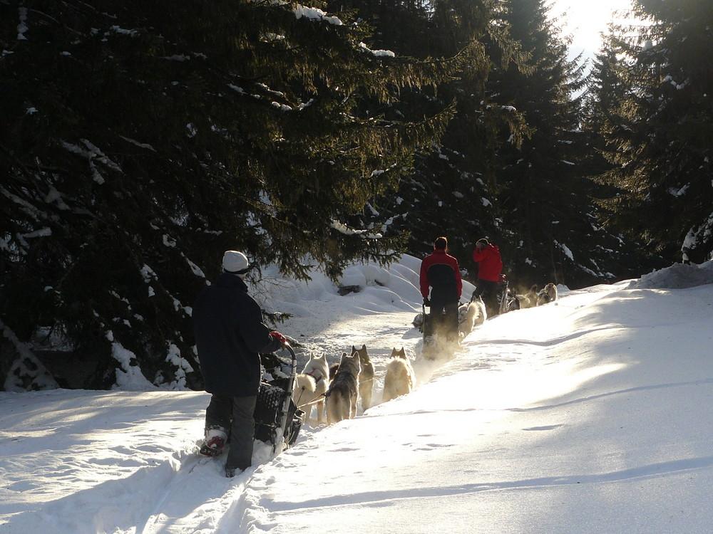 randonnée dans le Beaufortain
