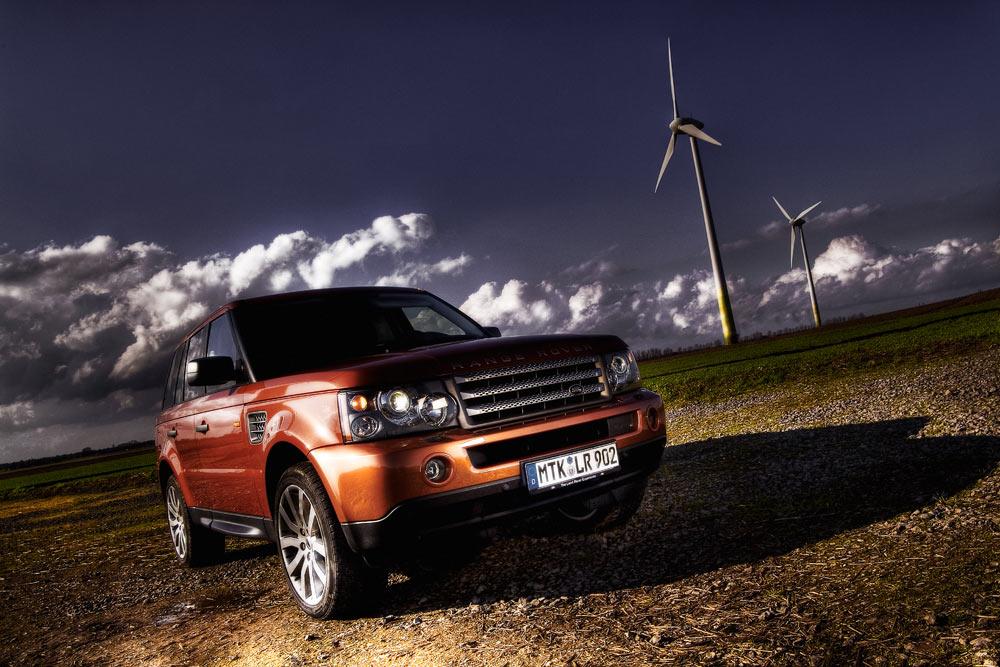 Range Rover!