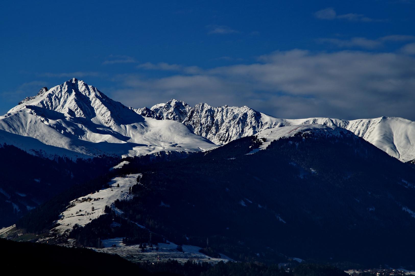 Rangger Köpfl im Westen von Innsbruck