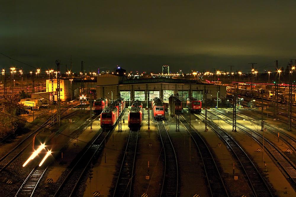 Rangierbahnhof #4
