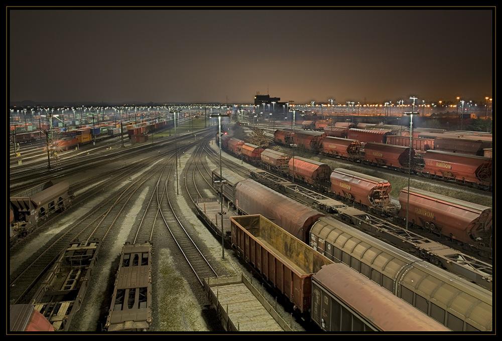 Rangierbahnhof (DRI)
