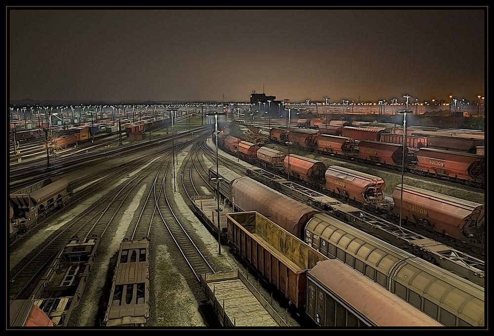 Rangierbahnhof (DRI+EBV)