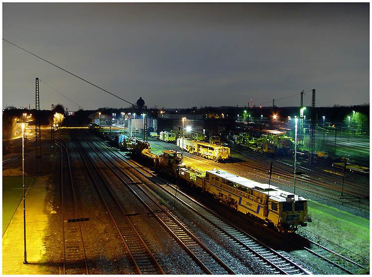 Rangierbahnhof - Duisburg Huckingen/Wedau
