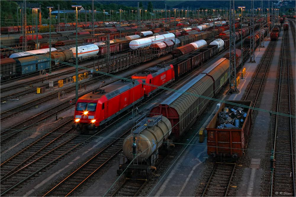Rangierbahnhof Hagen - Vorhalle 2