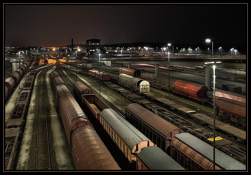 Rangierbahnhof II