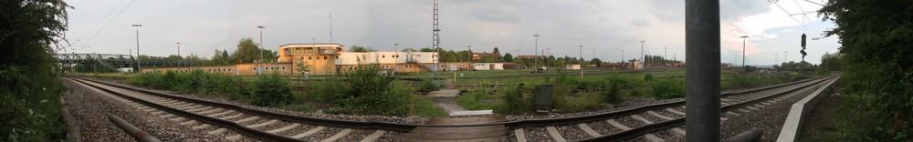 Rangierbahnhof Kornwestheim