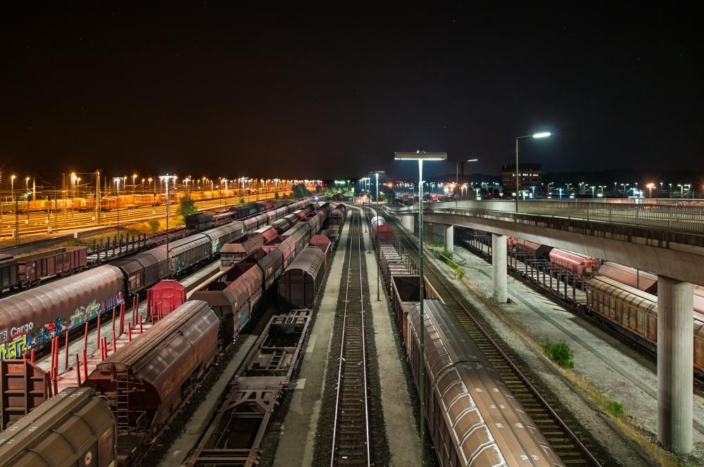 Rangierbahnhof Maschen 4