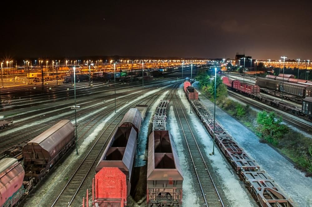 Rangierbahnhof Maschen 5